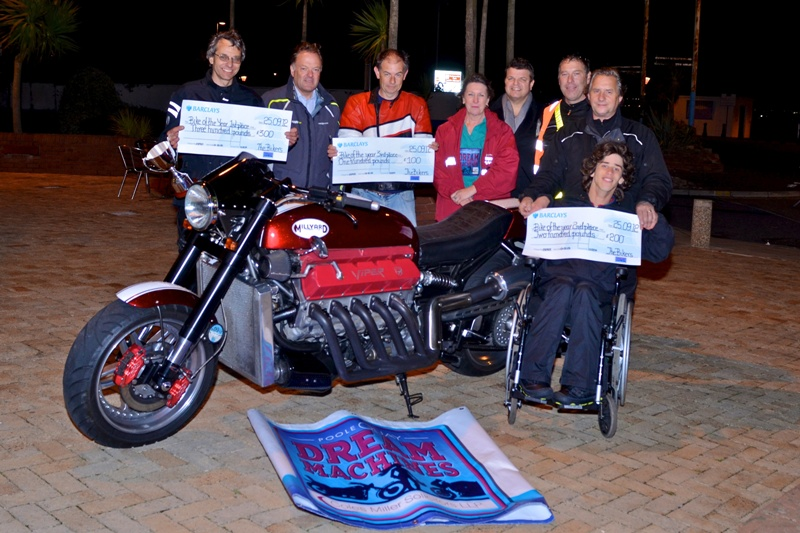 Coles Miller Dream Machines Winners 2012