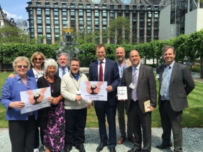 Growing Compassionate Communities Launch