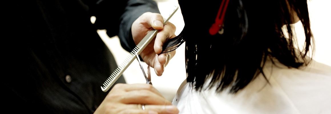 Hairdressers can be employed or self-employed