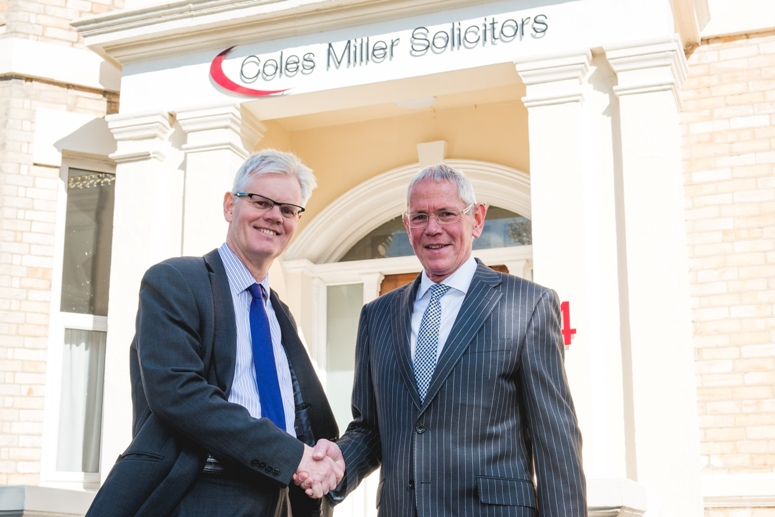 Roger Leedham becomes Senior Partner