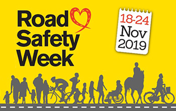 Road Safety Week 2019 Step Up For Safe Streets