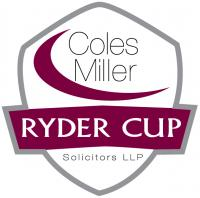Coles Miller Ryder Cup Charity Golf Day Logo